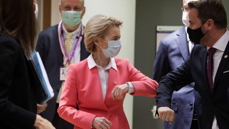 Plan za oporavak u fokusu prvog sastanka uživo EU lidera