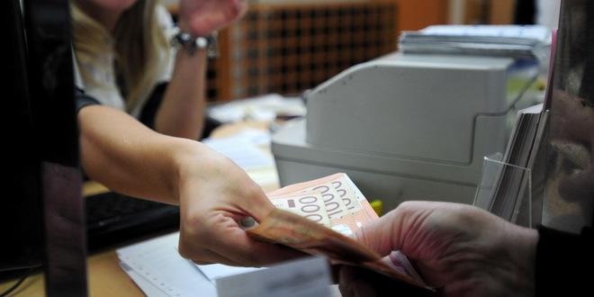 Plate u Sandžaku za oko za oko 13.000 dinara manje od republičkog prosjeka