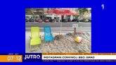 Plaža na Dorćolu: 737 tropski bar VIDEO