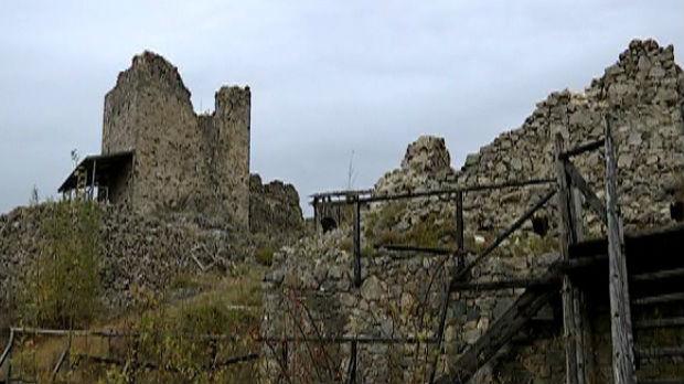 Plemeniti srednjovekovni grad Koznik