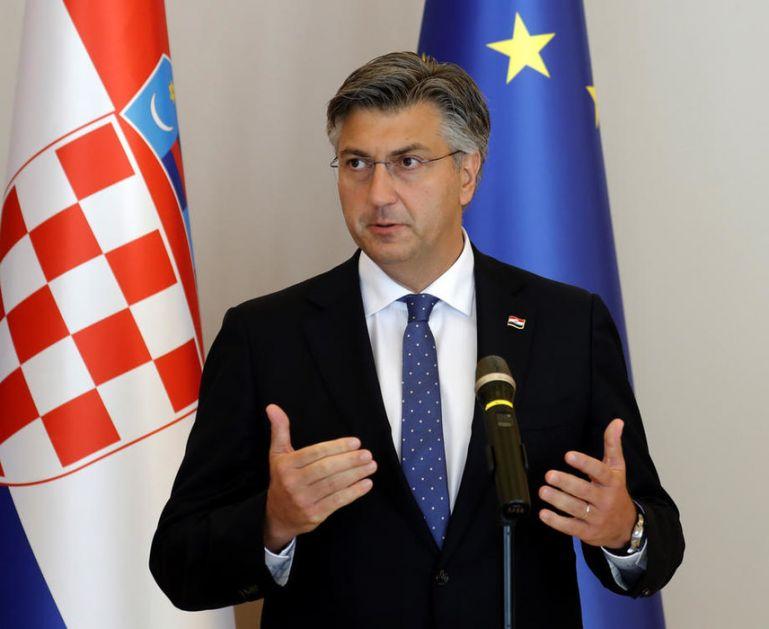 Plenković: Dolazak Miloševića u Knin vrlo korisna i dobra stvar