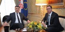 Plenković: Hrvatska vlada nema nameru da popušta Srbiji
