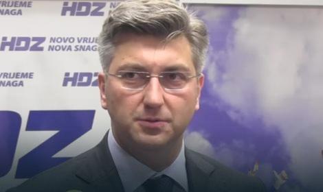 Plenković: Ne obavezuje nas arbitraža; Cerar: Istorijska odluka