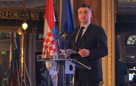 Plenković: Očekujem od HDZ-ovaca da ne zbunjuju biračko tijelo