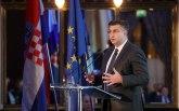 Plenković: Pitanje granice sa Slovenijom rešiti dijalogom