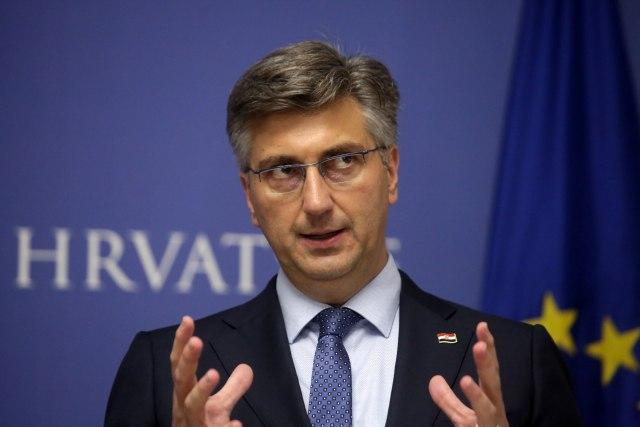 Plenković: Pupovac se ogradio na svoj način i u svom stilu