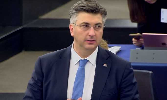 Plenković oštro osudio rusku akciju u Kerčkom moreuzu