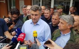 Plenković osudio spaljivanje Novosti