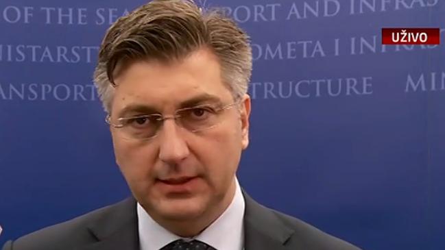 Plenković pozvao da se pomogne Hrvatima na izborima u BiH