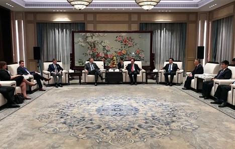 Plenković u Hangzhouu: Želimo privući daljnji interes kineskih investitora