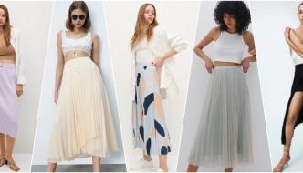 Plisirana suknja u 10 izdanja koja će vas osvojiti na prvi pogled