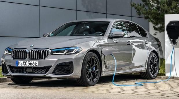 Plug-in hibridni BMW 545e