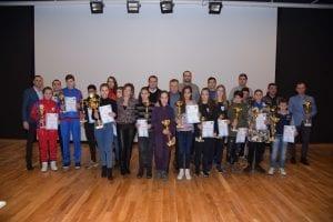 Po sedamnaesti put izabrani najbolji sportisti Surdulice
