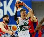 Pobeda CSKA za kraj regularnog dela Evrolige