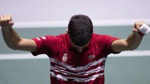 Pobeda Đokovića, teniseri Srbije u četvrtfinalu Dejvis kupa