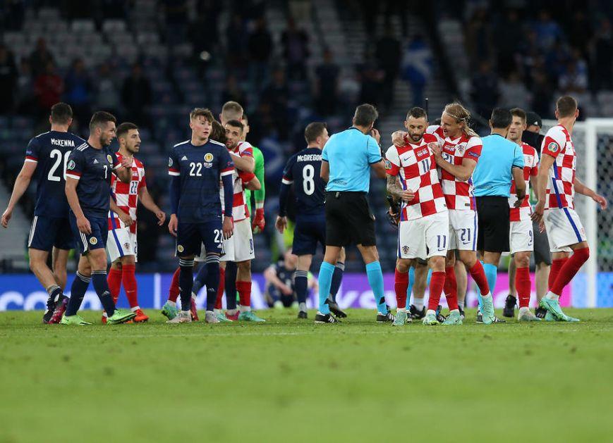 Pobeda Hrvatske protiv Škotske za osminu finala, Engleska savladala Češku