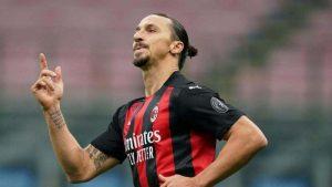 Pobeda Milana u Napulju, Ibrahimović dvostruki strelac