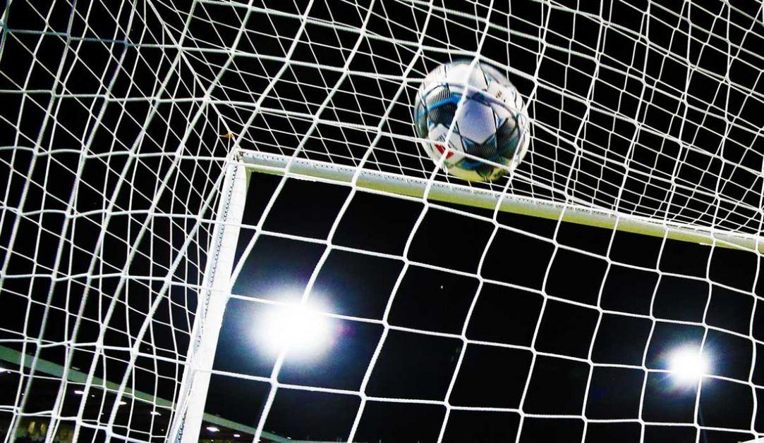 Pobeda fudbalera Partizana protiv Mačve