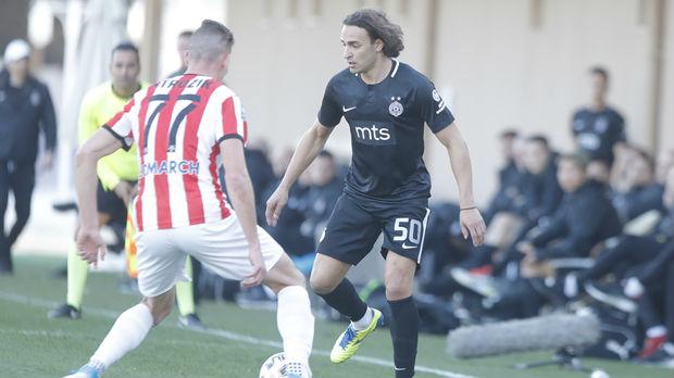 Pobeda i remi Partizana na pripremnim utakmicama u Beleku