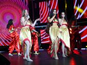 Pobednice SRBIJE U RITMU EVROPE u Istanbulu, takmičenje u Sportskoj hali