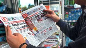 Pobjeda: Srpski tabloidi izmislili tvrdnje da su Srbi proglašeni genocidnim