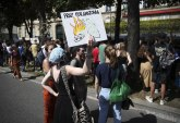 Pobuna protiv izumiranja: Pariz i London protiv Bolsonara FOTO