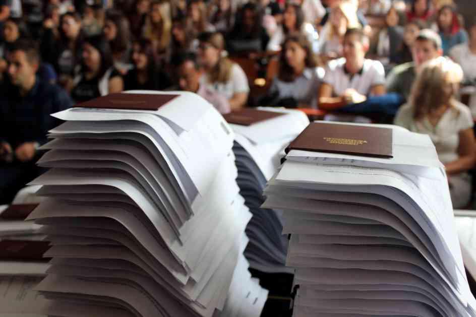 Počela akademska godina za buduće vaspitače u Kikindi