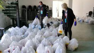 Počela distribucija paketa pomoći za penzionereiz opštine Majdanpek