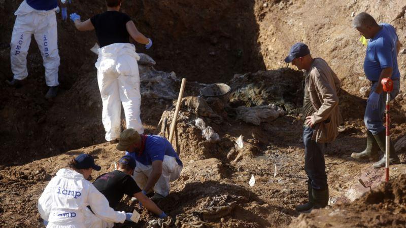 Počela ekshumacija i traženje nestalih u Tomašici kod Prijedora