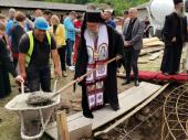Počela izgradnja crkve u Zlatokopu