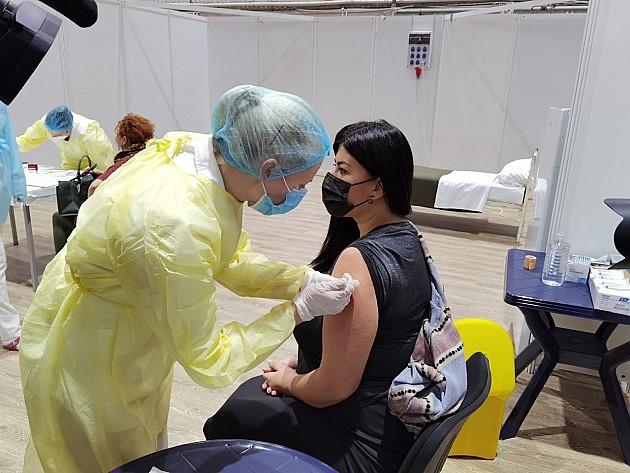 Počela masovna vakcinacija Novosađana