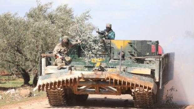 Počela ofanziva turske vojske protiv Asadovih snaga u Idlibu