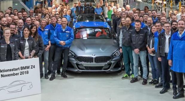 Počela proizvodnja novog BMW-a Z4
