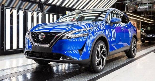 Počela proizvodnja novog Nissana Qashqai
