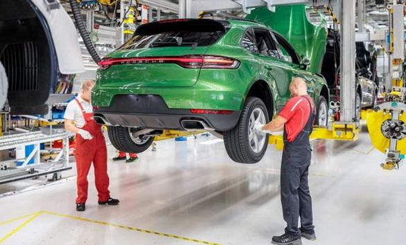 Počela proizvodnja obnovljenog Porsche Macana
