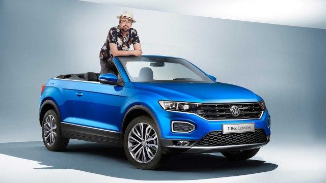 Počela proizvodnja prvog Volkswagenovog SUV-kabrioleta FOTO