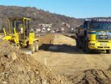 Počela prva faza radova na uređenju privredne zone u okolini Prokuplja
