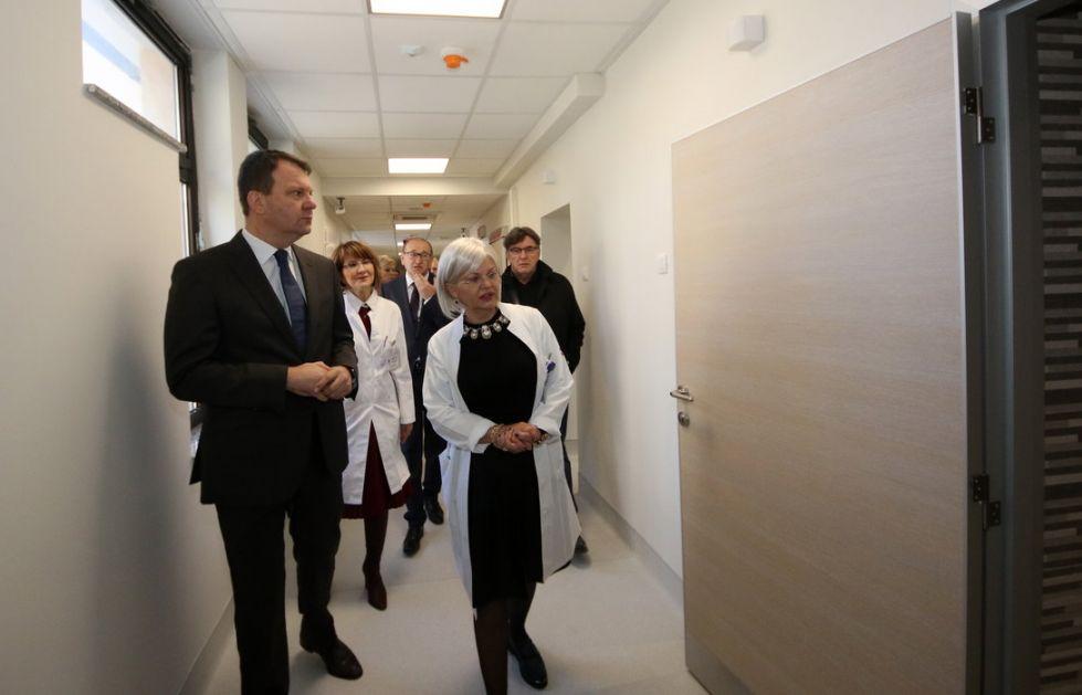 Počela rekonstrukcija više klinika u okviru Kliničkog centra Vojvodine