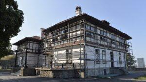 Počela restauracija fasada na zgradi Zavoda za zaštitu spomenika kulture Beograda