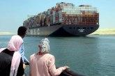 Počeli radovi na Sueckom kanalu: Uskoro plovidba u oba smera