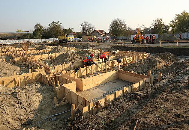 Počeli radovi na izgradnji novog vrtića na Klisi