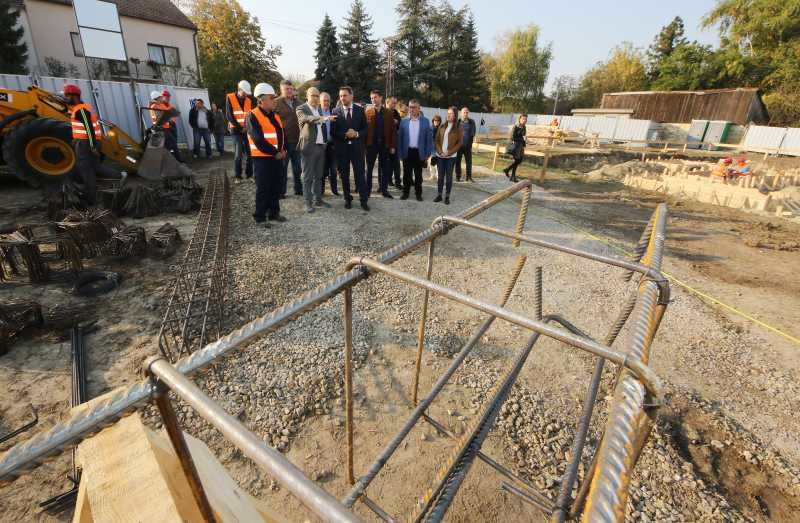 Počeli radovi na izgradnji novog vrtića na Klisi, mesta za 300 mališana