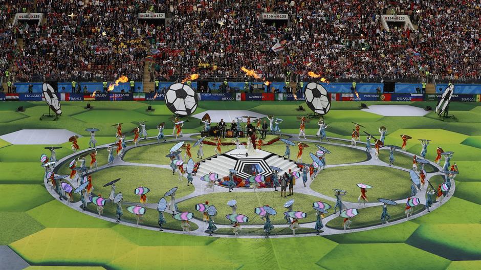 Počelo Svetsko prvenstvo u Rusiji, nastup Robija Vilijamsa