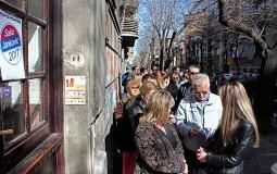 Počelo prikupljanje potpisa za kandidaturu Saše Jankovića