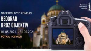 "Počeo foto konkurs ""Beograd kroz objektiv"""