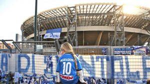 Počeo proces preimenovanja stadiona u Napulju iz San Paolo u Dijego Maradona
