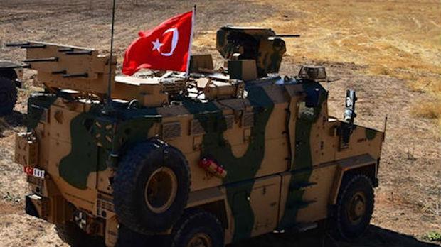 Operacija Izvor mira, turske trupe ušle u Siriju