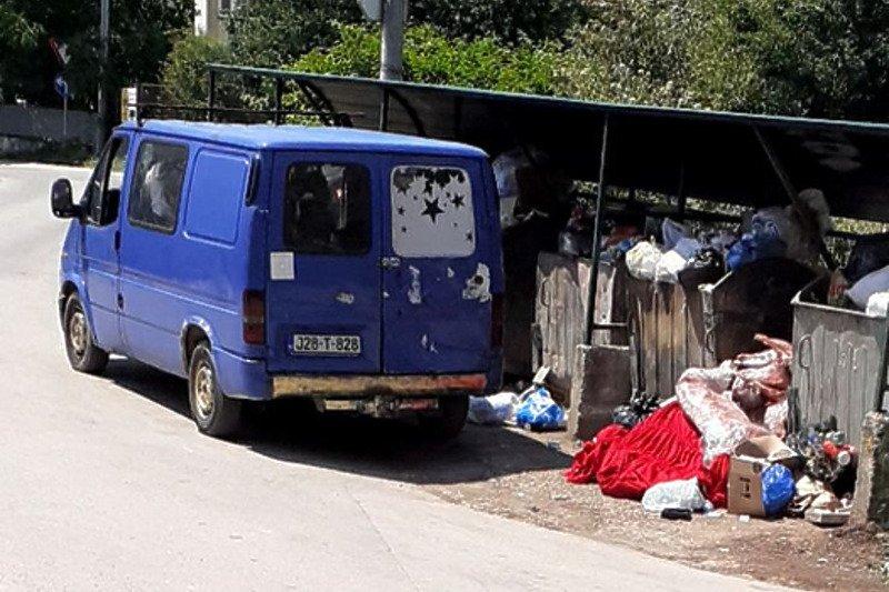 Počinilac će biti kažnjen: 15 kompletnih kurbana bačeno u smeće u Sarajevu