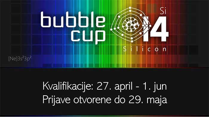 Počinje Bubble Cup 14