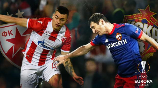 Počinje evropsko proleće: Zvezda čeka CSKA iz Moskve